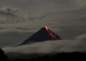 Arenal Volcano 3 years ago