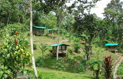 Pacuare Tent Camp