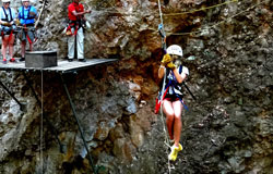 Guachipelin One Day Adventure Combo Tour