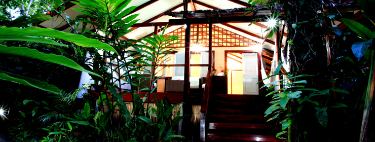 Hotels & Lodges in Costa Rica