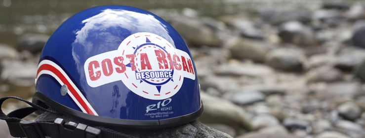 Costa Rican Resource Sponsor of National Team of Rafting